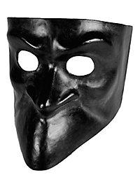 Bauta nera - Venezianische Maske