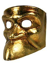 Bauta oro - masque vénitien