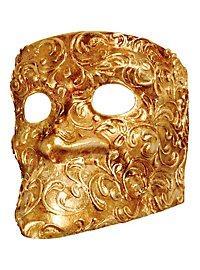 Bauta stucco oro - Venetian Mask