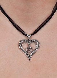Bavarian Heart Necklace