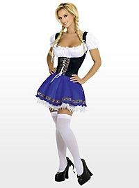 Bayerisches Dirndl Kostüm
