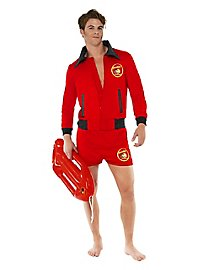 Baywatch Head Lifeguard Costume