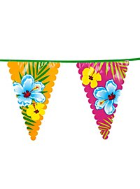 Beach Party Pennant String