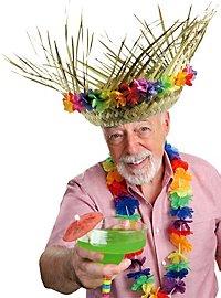 Beach Party Straw Hat