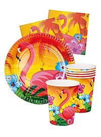 Beach Party Tableware