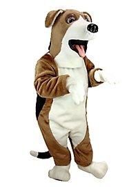 Beagle der Spürhund Maskottchen