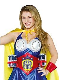 Beer Girl Karnevalskostüm