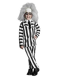 Beetlejuice children costume