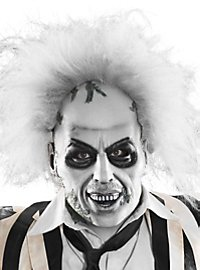 Beetlejuice Deluxe Latex Full Mask