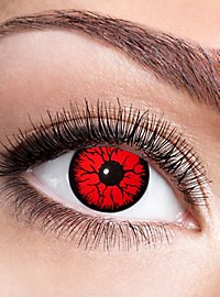 Berserk contact lens with diopters