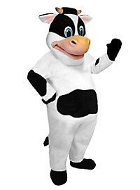 Betsy the Cow Mascot