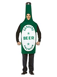 Bierflasche Karnevalskostüm