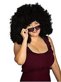 Big Afro Wig black