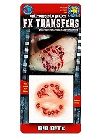 Big Bite 3D FX Transfers