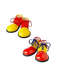 Big clown shoes for kids