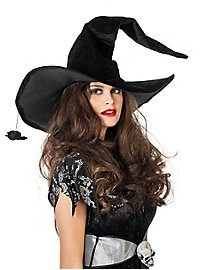 Big witch hat with spider