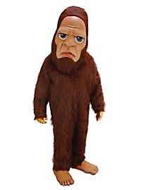 Bigfoot Mascot