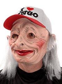 Bingo-Oma Maske