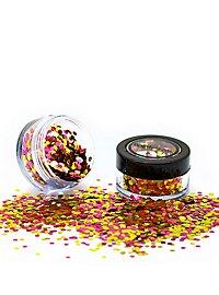 BioBlends Glitter Rose Gold biodegradable