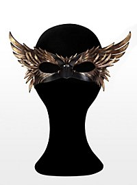 Bird of Fire Leather Eye Mask