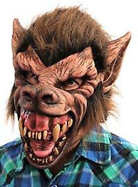 Bissiger Werwolf Maske