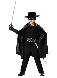 Black Avenger Child Costume