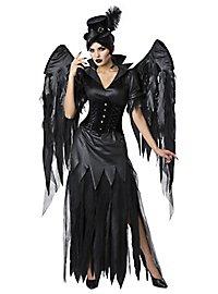 Black crow costume