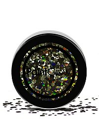 Black Enchantress Glitter loose