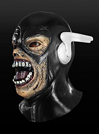 Black Flash Maske aus Latex
