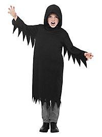 Black Ghost Child Costume