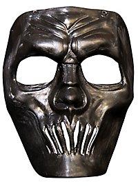 Black Ghul Half Mask