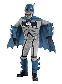 Black Lantern Batman Kids Costume