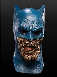 Black Lantern Batman Latex Full Mask