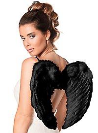 Black spring wings 50 x 35 cm