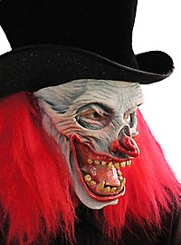 Black Voodoo Clown Mask