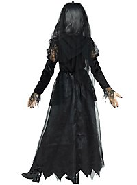 Black widow child costume