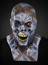 Blaue Mumie Maske aus Latex