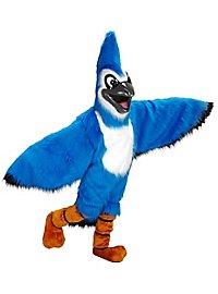 Blauhäher Maskottchen