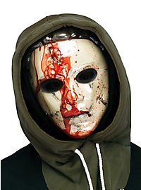 Bleeding Michael Myers mask