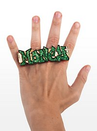 Bling Rings green