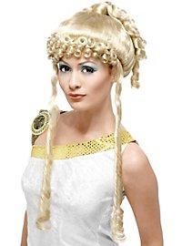 Blonde Aphrodite Perücke