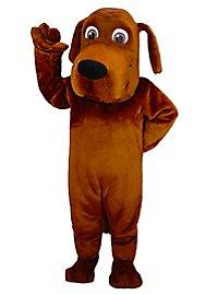 Bloodhound Mascot