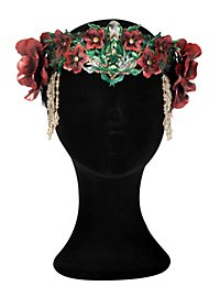 Blossom Fairy Leather Crown