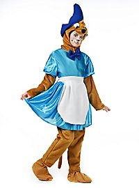 Blue Mouse Costume
