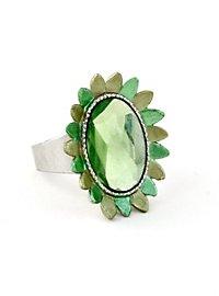 Blütenring grün