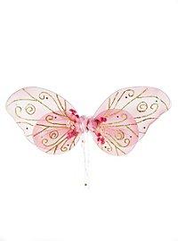 Blumenfee Flügel