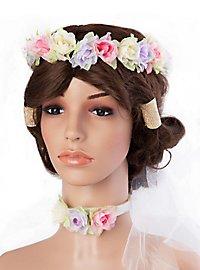Blumenkrone Frühlingsmaid