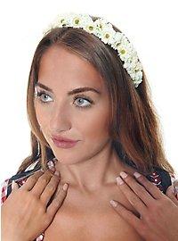 Blumenmädchen Haarreif
