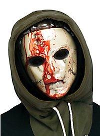 Blutende Michael Myers Maske