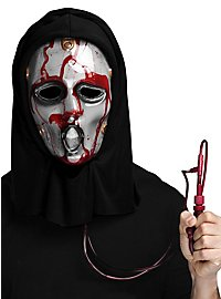 Blutende Scream Maske MTV-Serie